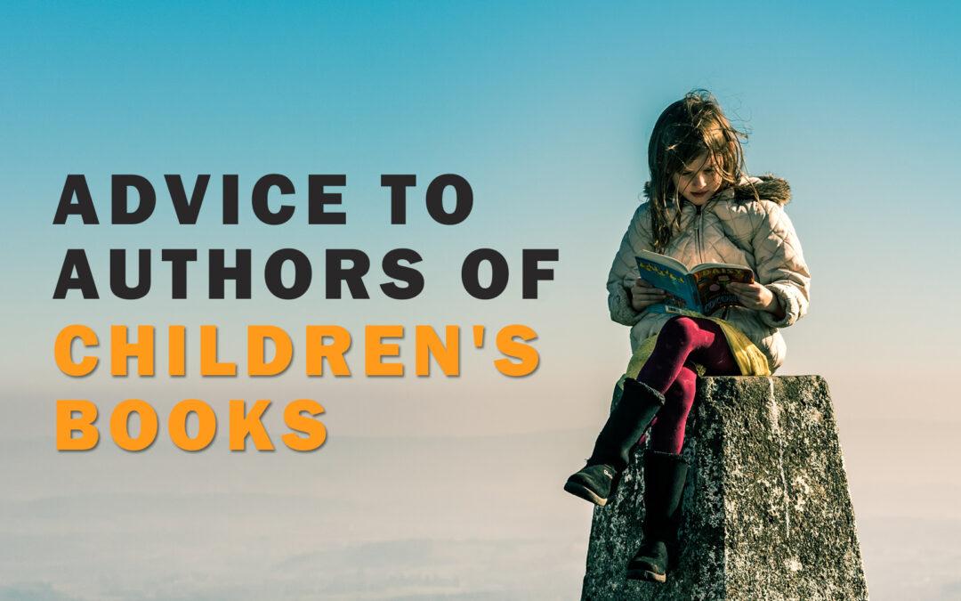 Advice to Authors of Children's Books